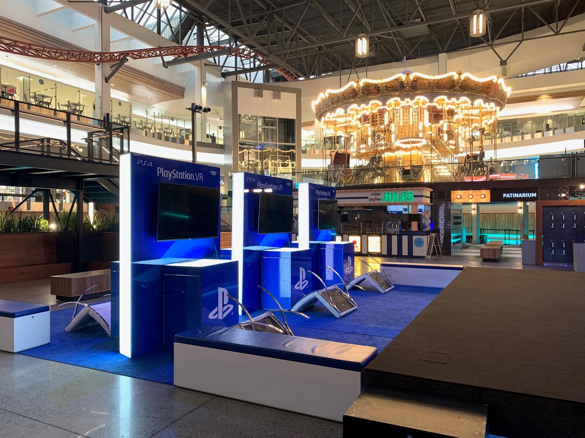 Playstation activation by Mega Parc